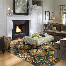 Shaw Living Medallion Area Rug 34 Best Area Rugs Images On Pinterest Area Rugs Rugs And Aqua Rug