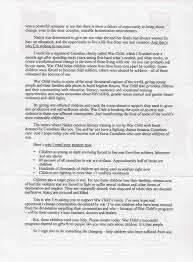 Fundraising Appeal Letter Examples sofii how i wrote it alan sharpe u0027s war child fundraising letter