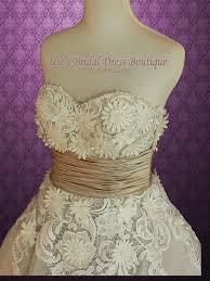 50 S Wedding Dresses Retro Vintage 50s Mocha Sweetheart Short Tea Length Wedding Dress