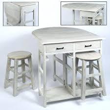 cdiscount table cuisine exquis table haute et tabouret de cuisine avec bar pliante