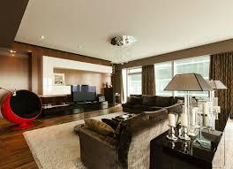 wandgestaltung wohnzimmer braun wandgestaltung in braun 50 wohnzimmer wohnideen