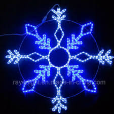 Outdoor Snowflake Decorations For Christmas by China 3d Led Outdoor Snowflakes Light For Christmas Decoration