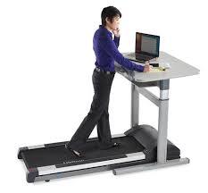 Standing Desk Treadmill Standing Office And Computer Desks From Computerdesk Com