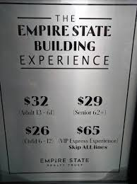 the empire state building experience