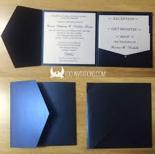 pocketfold wedding invitations lace wedding invitations free shipping