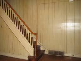 decoration nice paint wood paneling for wall with staircase and