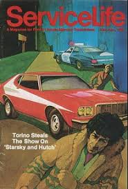 What Year Is The Starsky And Hutch Car Starsky And Hutch Gran Torino Arresting Car