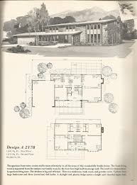 1970s house plans 70s vintage house plans mid century homes vintage house plans