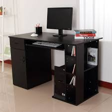 Computer Desk With Tower Storage by Desk Computer Desk With Tower Storage For Stylish Printer Table