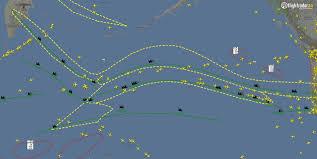 Jetstream Map Pacific Jet Stream U2013 Flightradar24 Blog