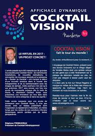 si e t ision calaméo cocktail vision newsletter n 4
