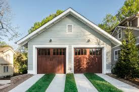 craftsman style garages craftsman style garage doors houzz