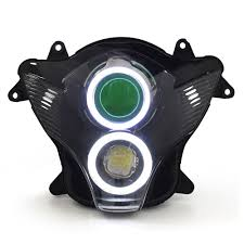 aliexpress com buy kt headlight for suzuki gsxr750 gsx r750 2006