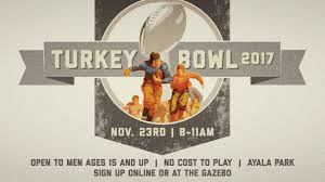 waiting list thanksgiving day turkey bowl registrations
