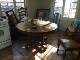 Door Dining Room Table He Had A Handyman Open The Eerie Trap Door In His Cabin