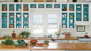 using color in the kitchen coastal living