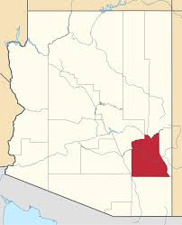 Arizona Maps by File Map Of Arizona Highlighting Graham County Svg Wikimedia Commons