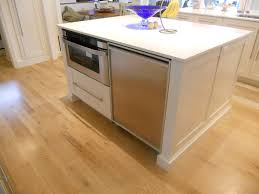 kitchen island with microwave drawer the perfectly practical microwave drawer artful kitchens