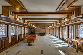 frank lloyd wright home interiors frank lloyd wright s robie house prairie style mid century home