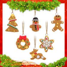 aliexpress com buy free shipping 6pcs christmas tree hanging