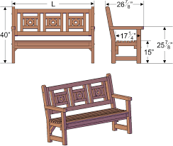 Design For Outdoor Wooden Bench by Outdoor Wooden Bench With Design For Garden Seating