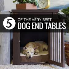 newport pet crate end table dog crate end tables incredible 5 best stylish furniture kennels for