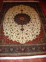 Signed Persian Rugs 10x12 1940 U0027s Magnificent Fine Hand Knotted Signed Antq Wool