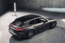 porsche 4 door sports car porsche panamera sport turismo is the finest of them all