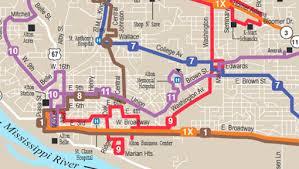 map of st system maps metro transit st louis