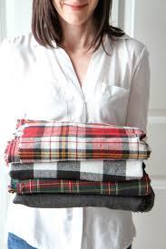 diy blanket how to make a blanket scarf momadvice