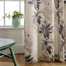 Grey Red Curtains Red Curtains For Bedroom Red Flower Drop Curtain Panel Daily