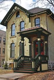 new victorian exterior paint color scheme and corrected color