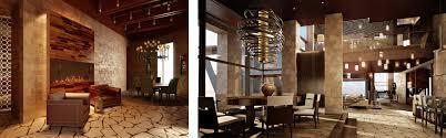 Villa Interiors Luxelake Chengdu Stone Villa U2013 Interiors M M Creative Studio