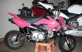 remote control motocross bike pink plastics fender fairing kit crf50 110cc 125cc 140cc pit pro