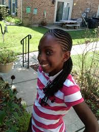 au naturale monday kids braided hairstyles the lupie