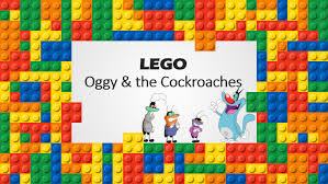 oggy u0026 cockroaches lego kit launch strategy