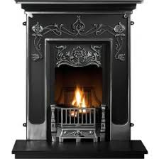 Victorian Cast Iron Bedroom Fireplace Cast Iron Combination Fireplaces Edwardian U0026 Victorian Styles
