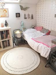 tapis rond chambre épinglé par lyles sur my room house