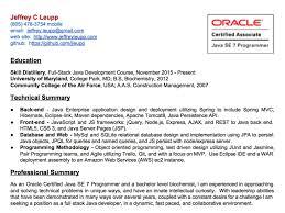 Php Developer Resume Full Stack Developer Resume Best Business Template