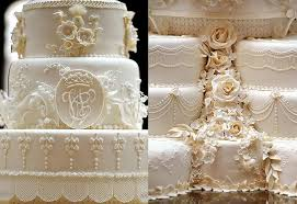 wedding cake kate middleton royal cut wedding cake the sun