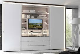 Schlafzimmerschrank Schiebet En Schlafzimmerschrank Mit Fernsehfach Beste Moderne Kleiderschrank