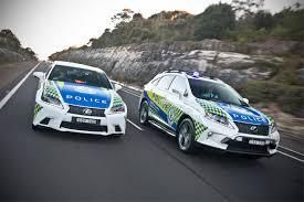 lexus lx police car lexus cars news nsw police to get lexus u0027hi vis u0027 hybrids