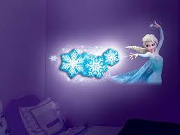 Frozen Room Decor Disney S Frozen For Children S Room Decoration Theme