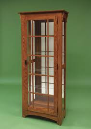 Wall Mounted Curio Cabinet Curio Cabinet Pid 6331 Amish Handcrafted Curio Cabinet Display