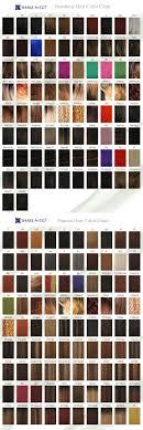 what is kanekalon hair types chart kanekalon hair color chart images hair coloring ideas