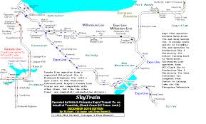vancouver skytrain map nycsubway org vancouver skytrain track map