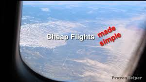 how to get cheap flights to anywhere using google proven helper
