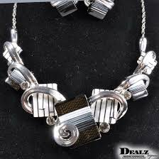 new fashion necklace designs images 2015 new fashion jewelry sets gunmatel plated unique design party jpg