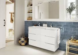 double washbasin cabinet wall hung free standing wooden