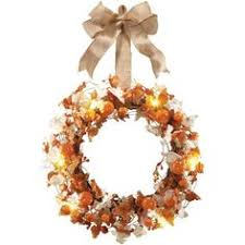 pre lit mixed country pine wreath clear lights 45 liked on